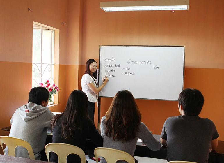 Long Long校區2個月的ESL優缺分析-HELP語言學校(上)