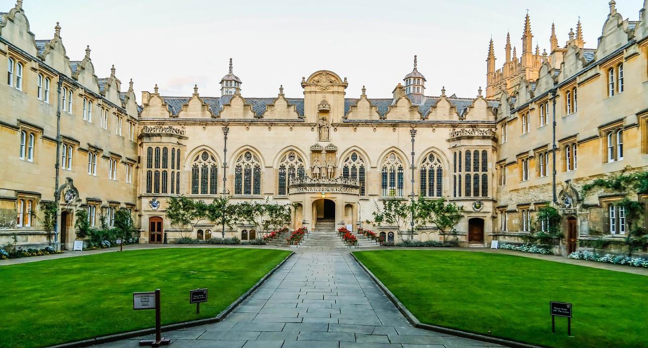 英國大學雅思分數-牛津大學